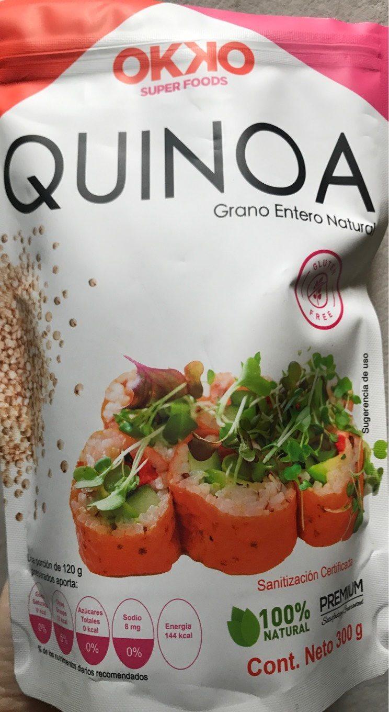 Quinoa - Producte - es