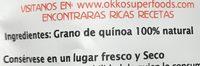 Quinoa - Ingredients - es
