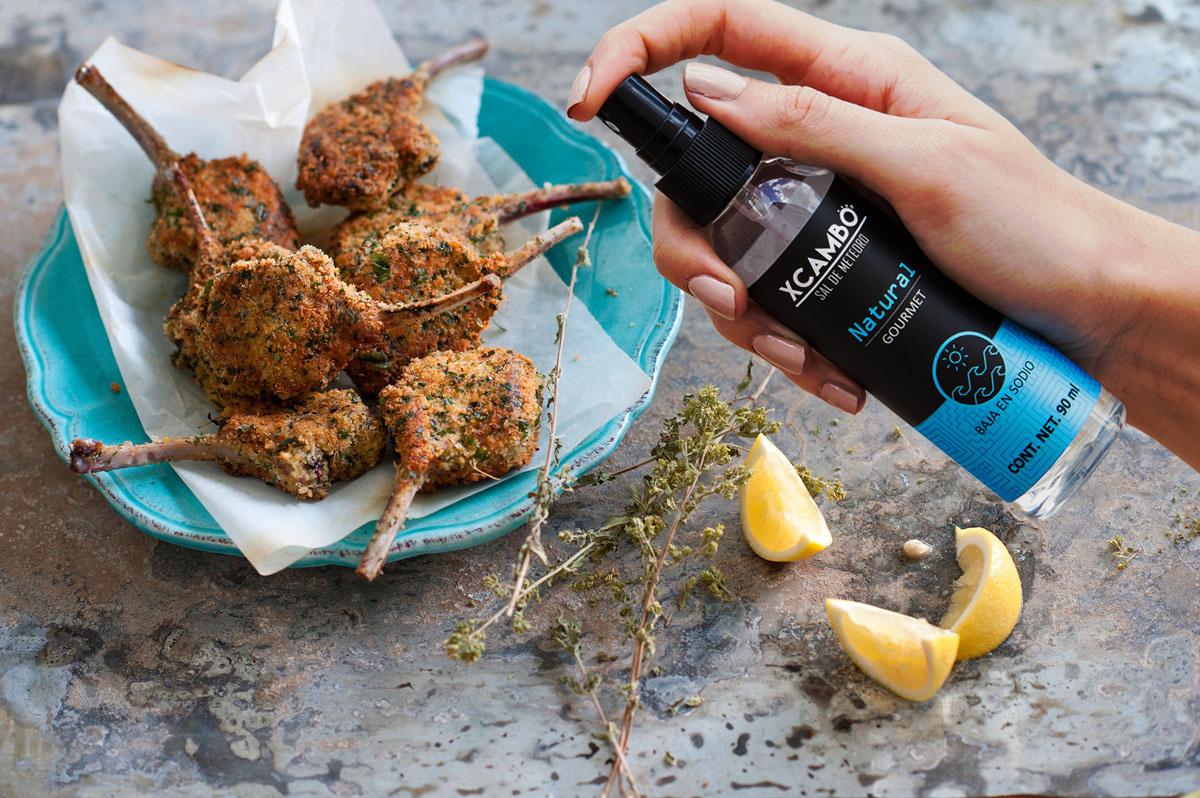Sal Liquida Natural - Ingredients - es