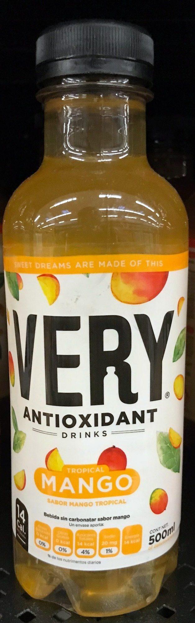 Very sabor Mango - Produit