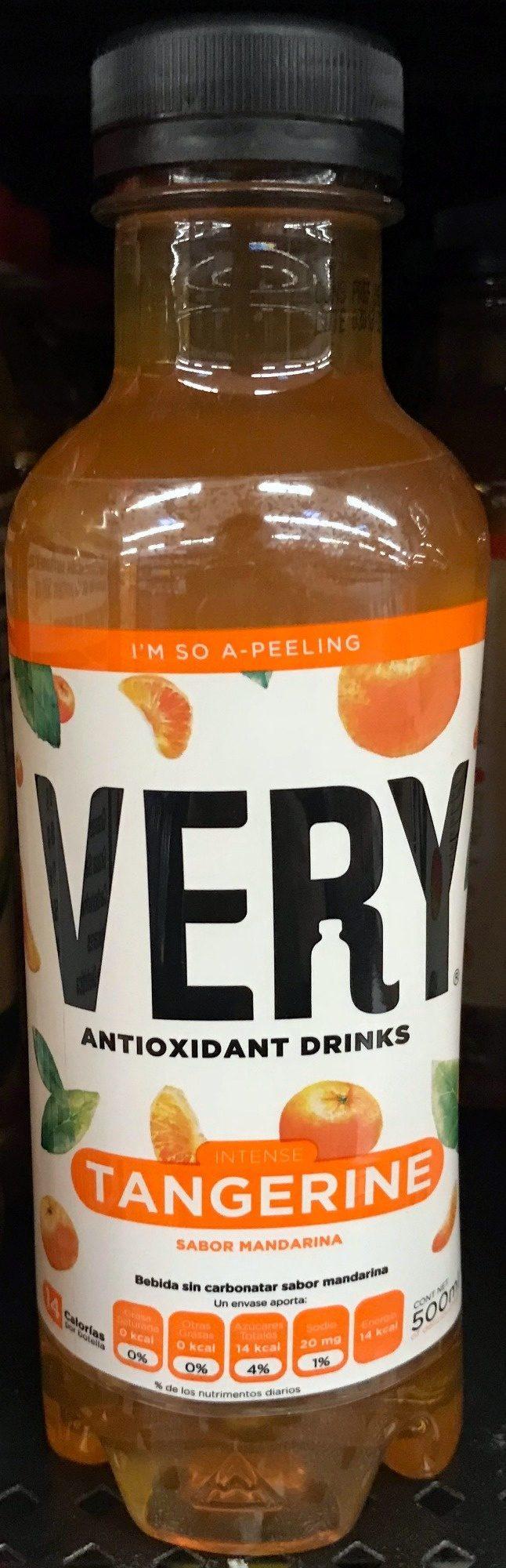 Very Tangerine - Produit