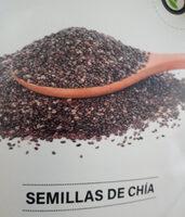 Semillas de chía - Ingrédients - es