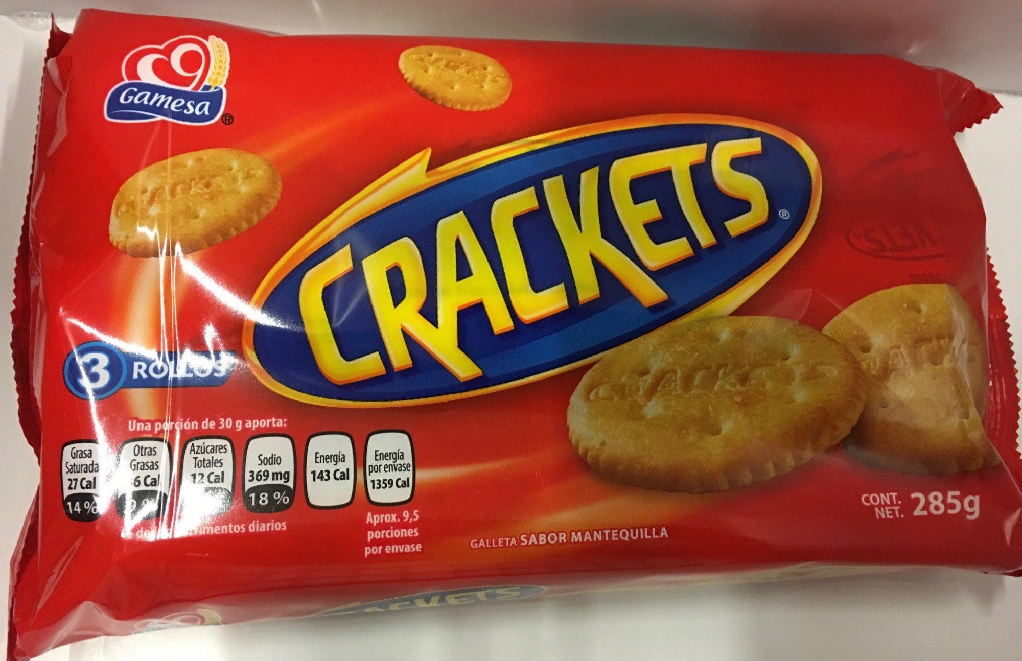 Crackets - Product - es