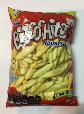 Bizcochitos Gamesa - Product