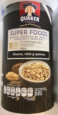 SUPER FOODS - Produit