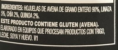 SUPER FOODS - Ingrédients