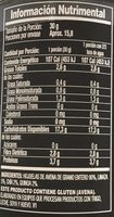 SUPER FOODS - Informations nutritionnelles