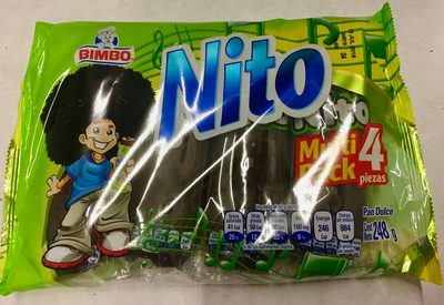 Nito 4 pack - Product - es