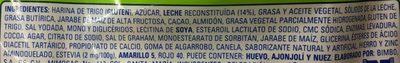 Nito 4 pack - Ingredients - es