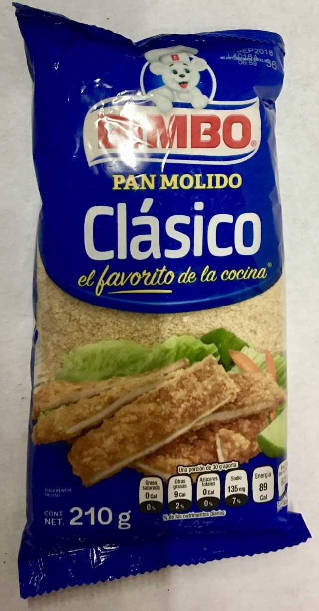 Pan Molido Clásico - Produit - es
