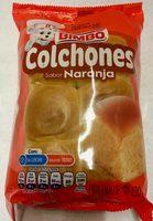 COLCHONES SABOR NARANJA - Produit - es
