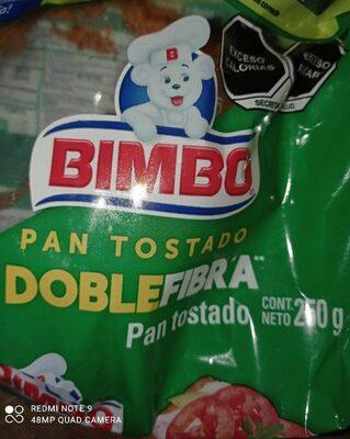 Pan Tostado - Produit - es