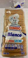 Pan Blanco - Product