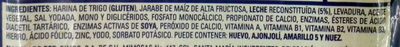 Pan Blanco - Ingredients