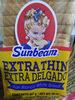 Sunbeam Extra Thin - Producto