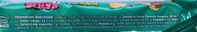 Platívolos Marinela - Informations nutritionnelles - es
