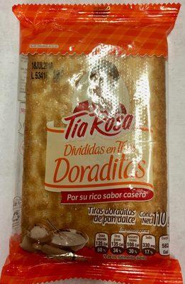 DORADITAS TÍA ROSA - Product - es