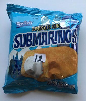 Submarinos Marinela - Product - es