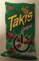 Takis Temptation Barcel 62GR. - Product - es