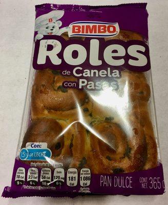ROLES BIMBO - Product - es