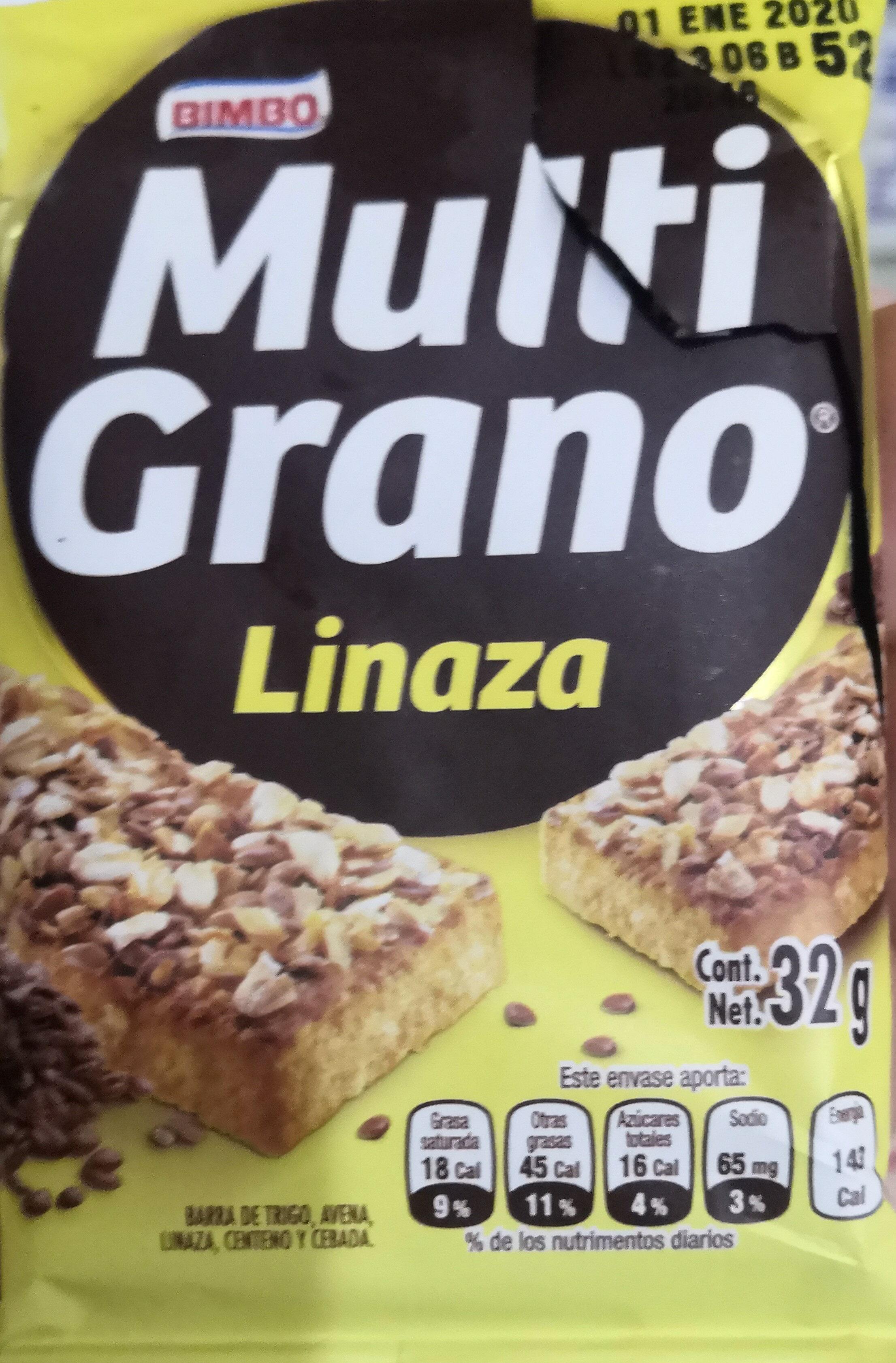 multi Grano Linaza - Product