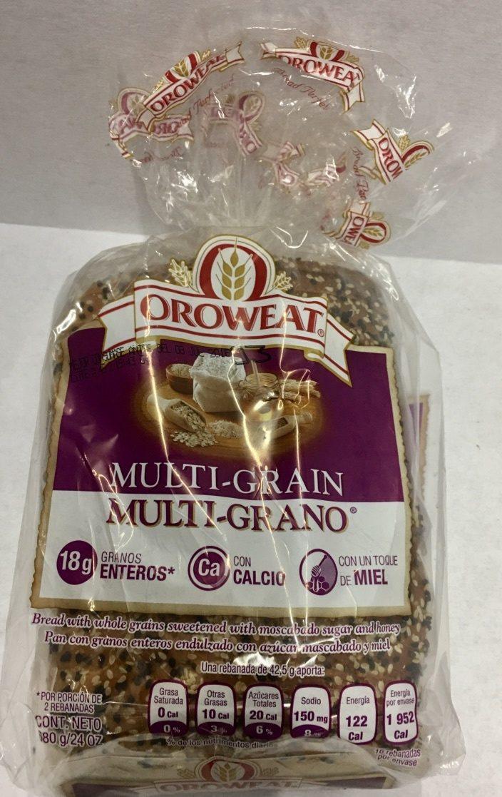Oroweat Mult-igrano - Product - en