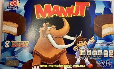 MAMUT - Produit - es