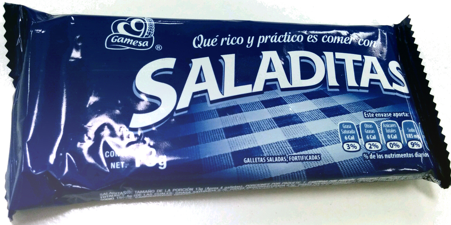 Saladitas - Produit - es