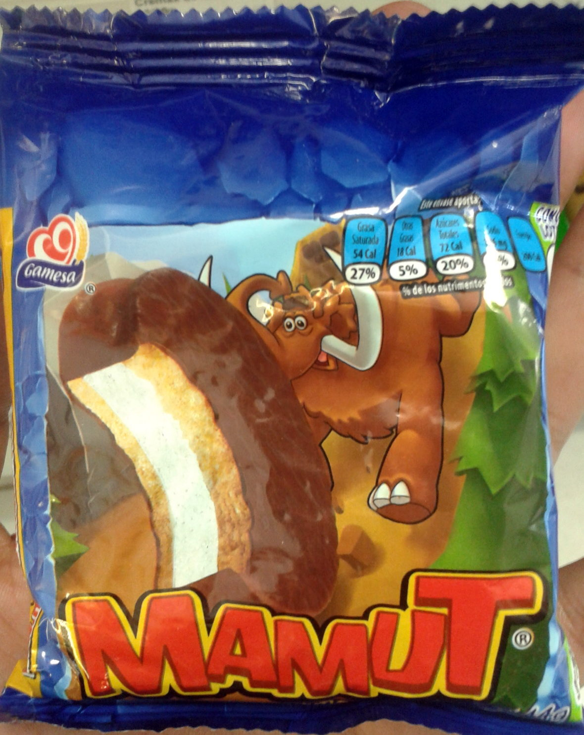 Mamut - Product - es