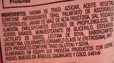 marinadas betunadas - Ingrediënten - es