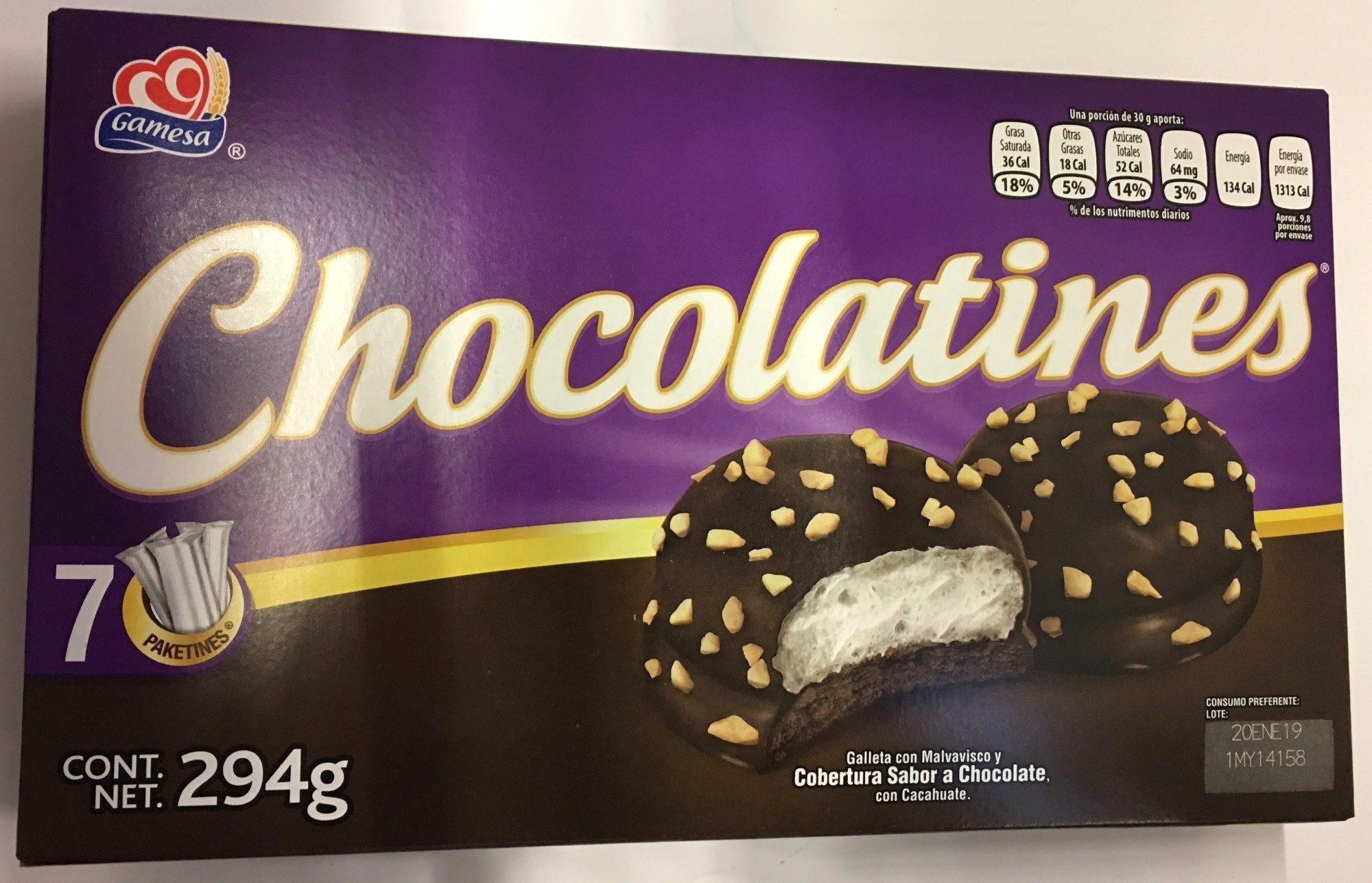 Chocolatines - Product - es