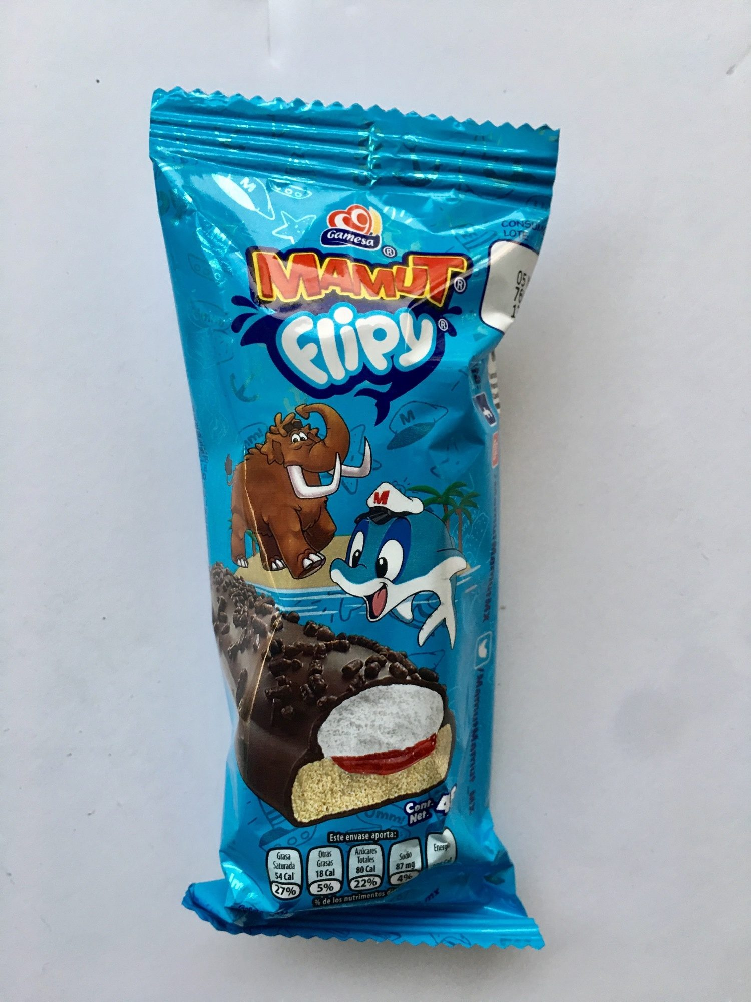 Mamut Flipy Gamesa - Product - es