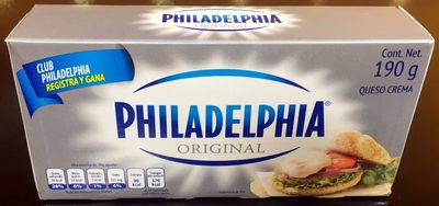 Queso Philadelphia - Product
