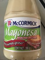 Mayonesa McCormick - Product - es