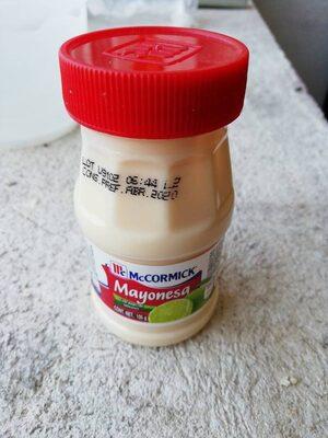 Mayonesa con jugo de limones - Producto - es