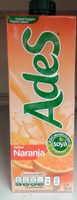 Ades sabor naranja - Produit