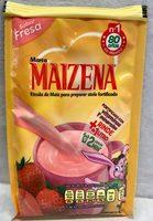 Fécula de maiz para preparar atole fortificado sabor fresa - Produit - es