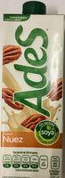 Leche de soya sabor nuez - Product