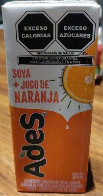 Soya + Jugo de naranja - Producto - es