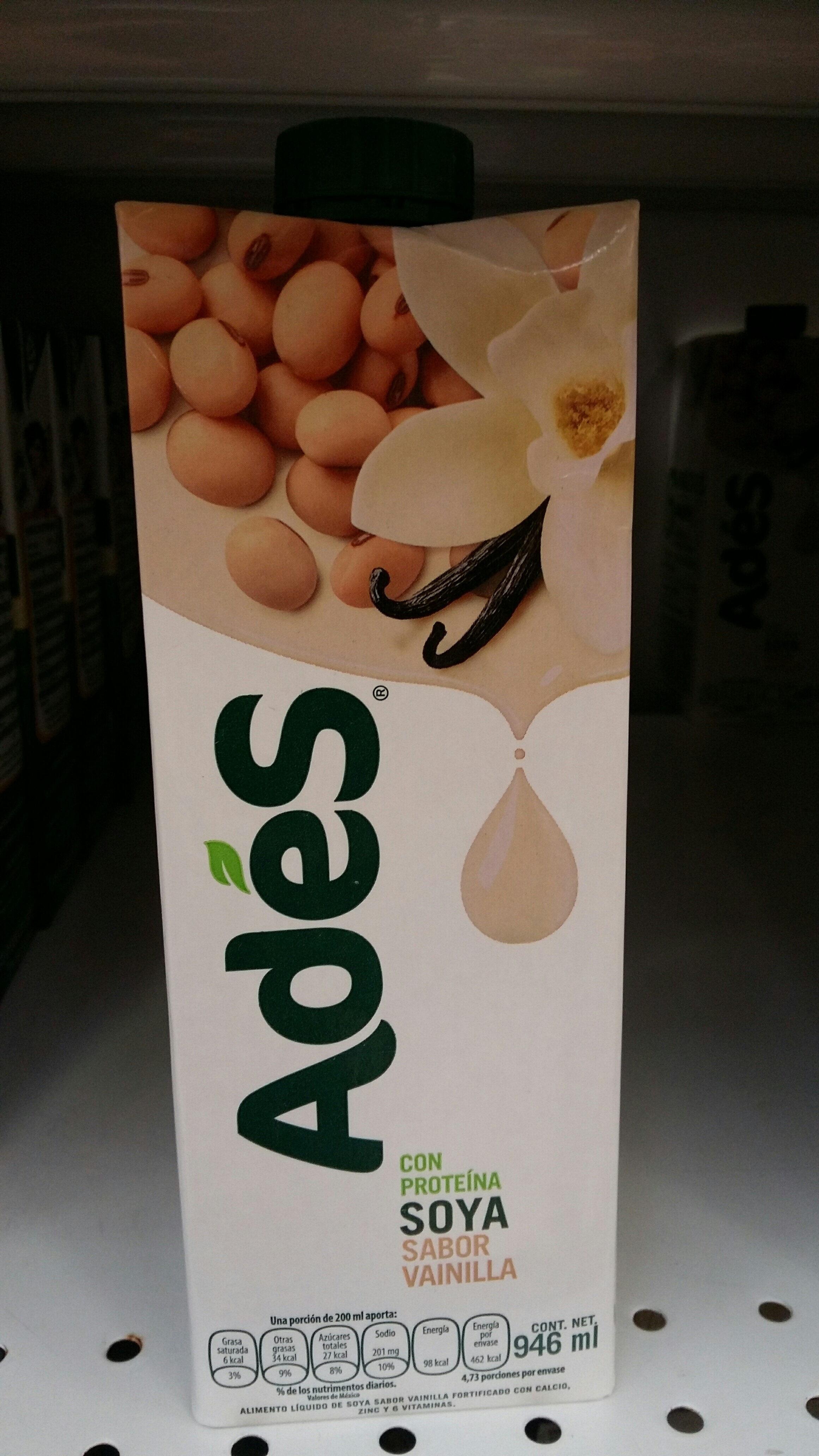 Ades con proteína de soja - Product - es