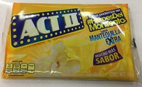 Act II sabor Mantequilla Extra - Product