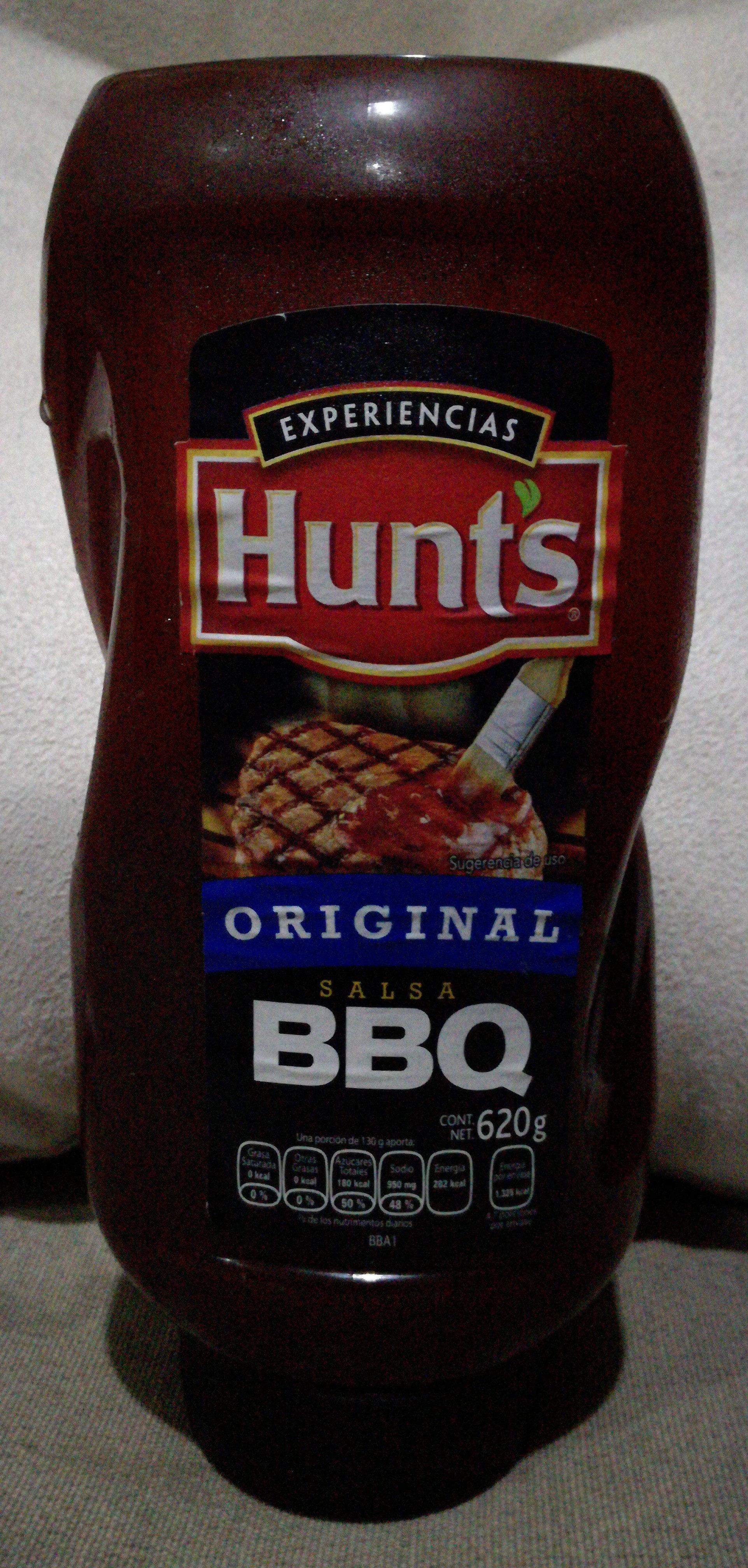 Salsa BBQ Original - Producto - es
