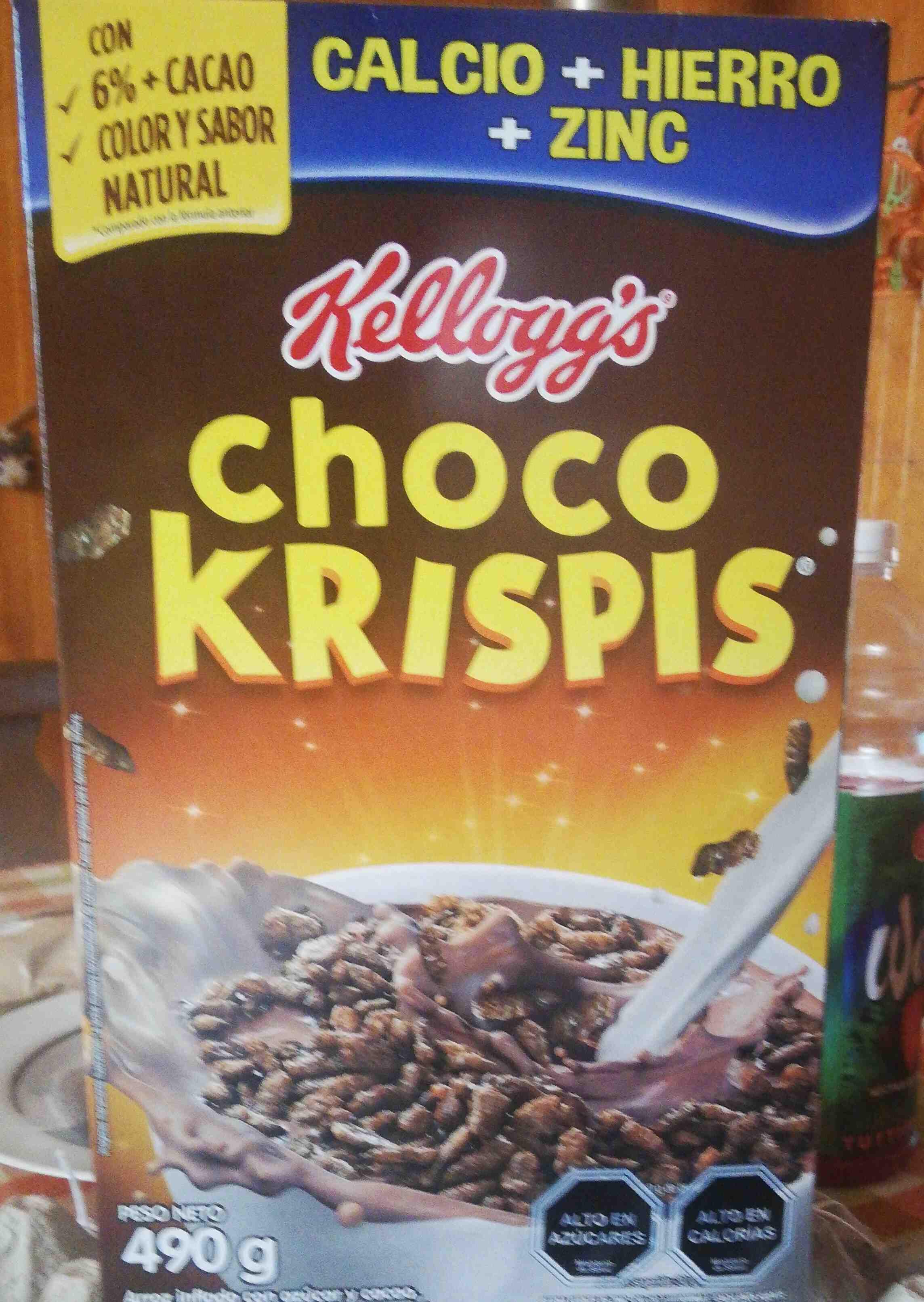 Kellogg's choco krispis - Product - en