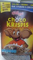 Choco krispis - Produit