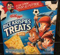 Rice Krispies Treats Barra - Prodotto - es