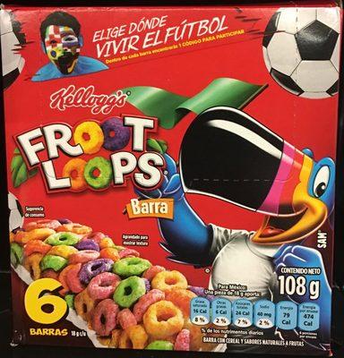 Froot Loops Barra - Product - es