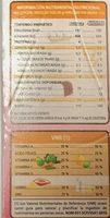 ALL BRAN ORIGINAL - Información nutricional - es