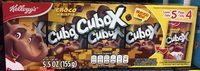 Choco Krispis CuboX - Produit