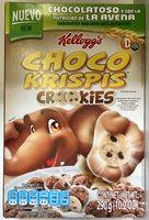 Choco Krispis Crookies - Product
