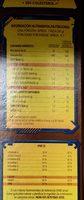 Choco Krispis Crookies - Nutrition facts